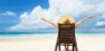 Как ухаживать за кожей лица на пляже?