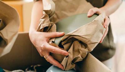 Экологичная упаковка.