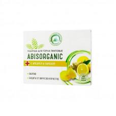 Леденцы натуральные пихтовые с имбирем и лимоном Абис органик (Abis) 10 шт