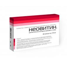 Неовитин, 60 капс. ХБО При РАН Вита