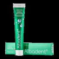 Зубная паста  Альбадент, Камень-контроль, 95 г
