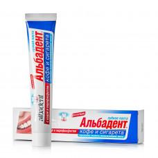 Зубная паста «Кофе и сигареты», 95 г.