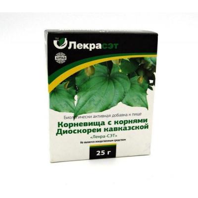 Диоскорея кавказская-лекра-сэт 25,0