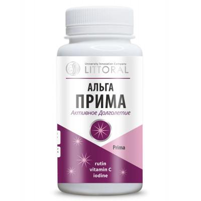Альга Прима (УнИК Литораль) 60 капсул