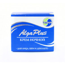 Крем ночной для лица Альга Плюс, (УнИК Литораль) 50 мл.