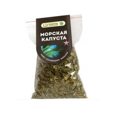 Альга Сухая морская капуста, (УнИК Литораль) 100 гр.