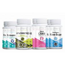 Курс витаминов для фитнеса и спорта на 33 дня, Литораль