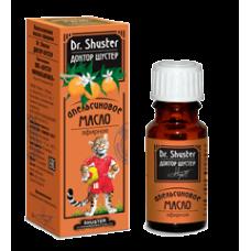 Эфирное апельсиновое масло (Shuster) 10мл.