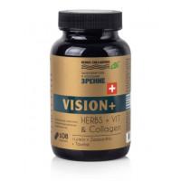Витамины для глаз Vision+, Herbs, 108 капс, Сиб-Крук