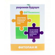 "Фитокомплекс для мужчин ""Фитопан М"", №120 по 0,25г (СиБ-КруК)"