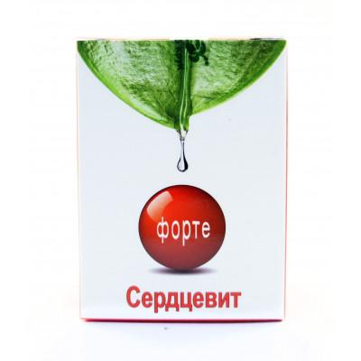 """Комплекс витаминов для сердца """"Сердцевит"""" форте, 60 капсул по 0,3г (Сиб-Крук)"""