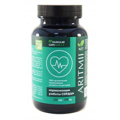 """Витамины для сердца """"АритмииНЕТ"""" 320 капс по 0,3г (Сиб-Крук)"""