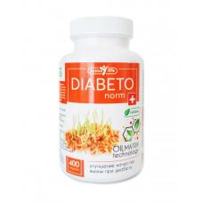 ДИАБЕТОнорм при диабете, Сиб-Крук, 400 капс по 0,3г