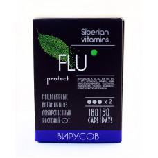 """Мицеллярный комплекс """"FLUprotect"""" от вирусов, №180 по 0,3г (Сиб-КруК)"""