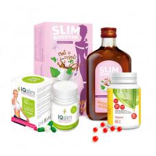 Программа СЛИМ - для очищения и похудения на 30 дней (Сиб-Крук)