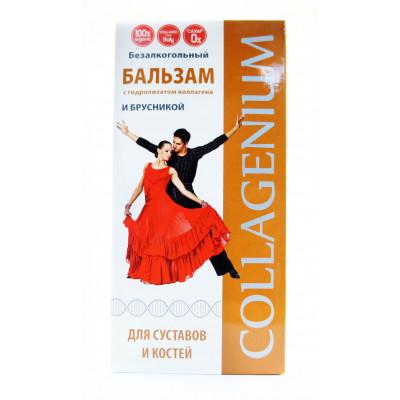Бальзам для суставов и костей с брусникой, Коллагениум, 250мл (СиБ-КруК)