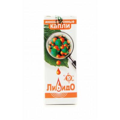 Капли для мужского здоровья «ЛибидО» 10 мл (Сиб-Крук)