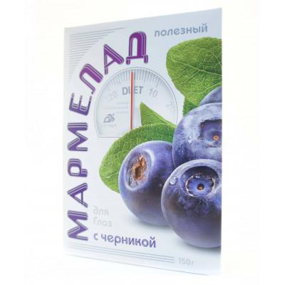 """Мармелад для глаз """"Черника"""", 150г"""