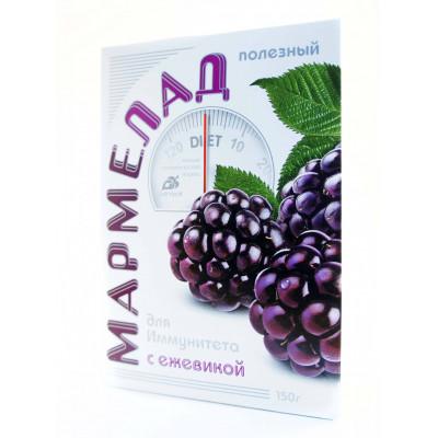 """Мармелад для иммунитета """"Ежевика"""", 150г"""