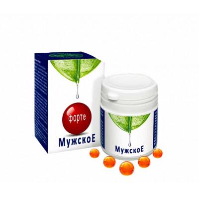 Витамины «Мужское» форте, 60 капс по 0,3г (Сиб-Крук)