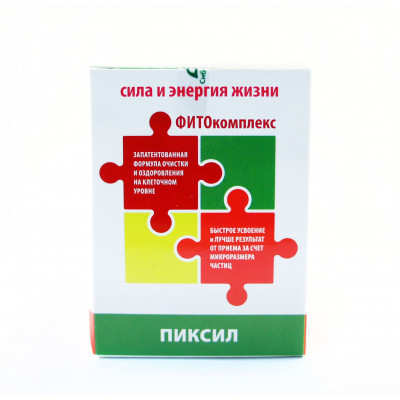 """Комплекс """"ПикСил"""" в капсулах, №60 по 0,25г (Сиб-КруК)"""