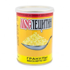 Лецитин в гранулах, Мослецитин 180г (БАД)