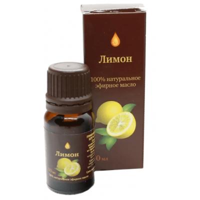 Эфирное масло Лимона (Аптечный союз), 10мл
