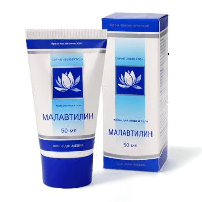 Малавтилин крем для тела, 50 мл