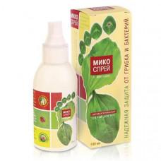 МикоСпрей, спрей косметический, гигиенический с антибактериальным действием, 100мл