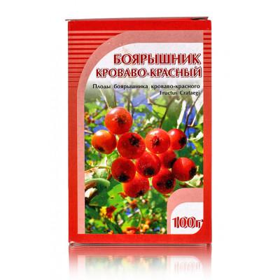 Боярышник кроваво-красные цветки, чай, Хорст, 50г