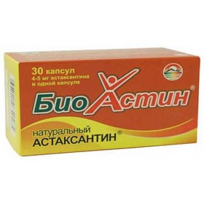BioAstin Астаксантин 30 табл.