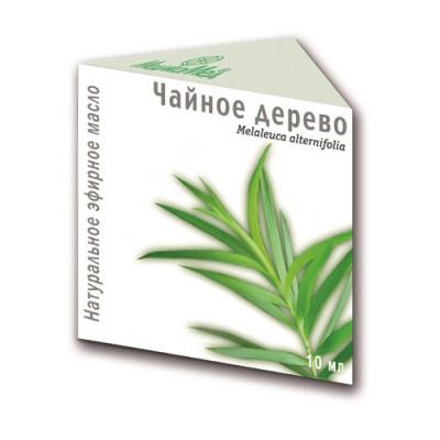 Масло эфирное, Чайное дерево, 10мл