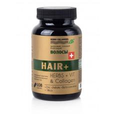 "Витамины молодости ""HERBS COLLAGENOL HAIR+"" для волос, 108 капс (Сиб-Крук)"