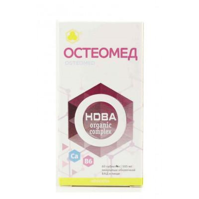 Витамины для суставов, Остеомед, 60 табл