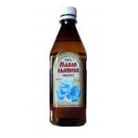 Льняное масло, 100 мл