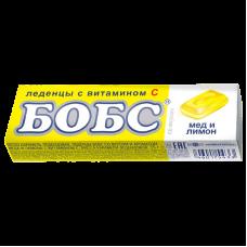 """Леденцы """"Бобс"""" мед и лимон, №10"""