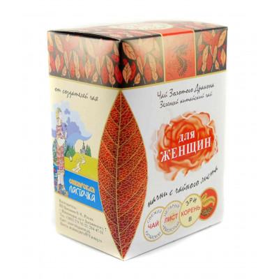 Чай для женского здоровья, (Золотой дракон) 20 ф/п, 3г
