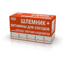 Шлемник – витамины для сосудов, СОиК, 30 капсул по 0,5 г.