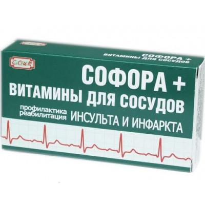 Софора - витамины для сосудов
