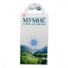 Мумие Горно-Алтайское 2г