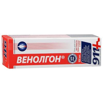 Венолгон Гель для ног