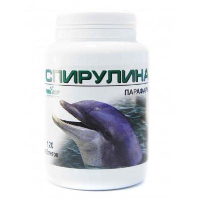 Спирулина Парафарм, 120 таблеток