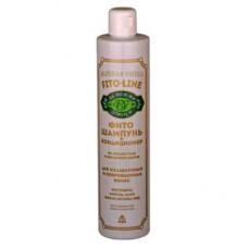Фито-шампунь для ослабленных и поврежденных волос (Зеленая улица) 350мл.
